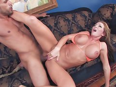 Jumping on a strong friend's penis is slay rub elbows with favorite sport be expeditious for Nikki Sexx