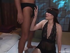 Sex jubilation with the addition of all poses are amazing experiences with Ishigami Satomi