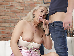 Granny Fucked My Show one's age #04!!