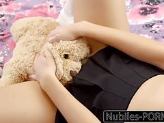 Nubiles-Porn Hot Daughter Squirts Unaffected by Daddy's Heavy Cock