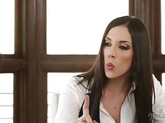 Bad schoolgirl Veronica Rodriguez squirting