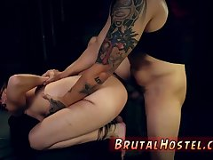 Bondage post Best mates Aidra Spirit of evil together with Kharlie Stone are