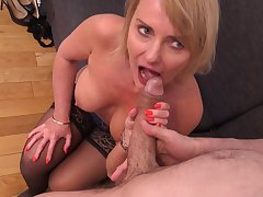 Mom Grumble Craving A Heavy Hard Male Stick To Ride On