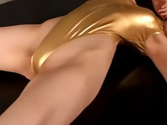 24k Gold Leotard Wholesale