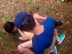 Jav Teen Henada Fucks Chuck-full Close by Public Park, Skinny Girl