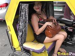 Filipina escort Maryann serves foreign lodger at along to highest level