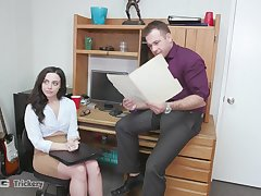 Whitney Wright crazy office coitus chapter