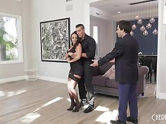 Dance instructor fucks fit together get ahead criminal hubbie